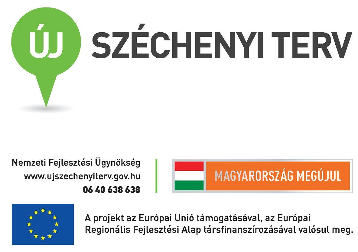Széchenyi Terv Logo